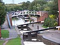 Stop lock and bridge, Hawkesbury Junction - geograph.org.uk - 416379.jpg