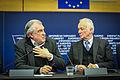 Strasbourg Parlement européen liberté journalistes otages en Syrie 5 février 2014 03.jpg