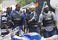 Street Dreamz MC vests at Black Bike Week Festival 2008.jpg
