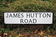 when was james hutton born