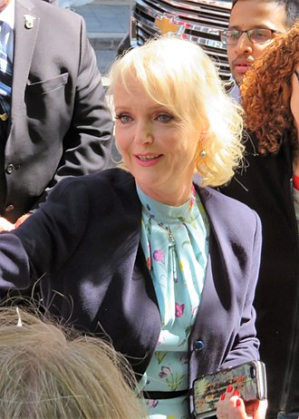 Miranda Richardson - Miranda Richardson at the press conference of Stronger, Toronto International Film Festival 2017