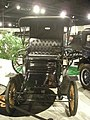Studebaker National Museum May 2014 069 (1907 Studebaker Electric Runabout).jpg