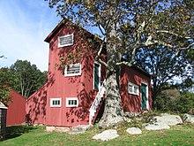 Weir Farm National Historic Site Wikipedia