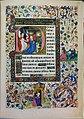 Stundenbuch der Maria von Burgund Wien cod. 1857 Verkuendigung an Maria x.jpg