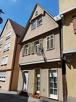 Stuttgart, Brählesgasse 14, Wohnhaus