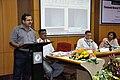 Subhabrata Chaudhuri Addressing - Opening Session - VMPME Workshop - Science City - Kolkata 2015-07-15 8548.JPG