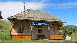 Suchovršice - Vlaková zastávka.JPG