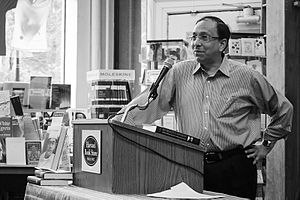 Sugata Bose - Sugata Bose speaks at the Harvard Book Store in Cambridge, Massachusetts, on 30 April 2011