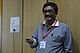 Sujay Chandra - Workshop - Contribution in Bengali Wikisource - Bengali Wikipedia 10th Anniversary Celebration - Jadavpur University - Kolkata 2015-01-09 2898.JPG
