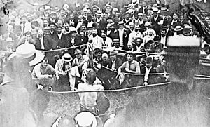John L. Sullivan - The Sullivan-Kilrain fight