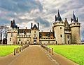 Sully sur Loire. Le château. (2). 2015-04-11..jpg