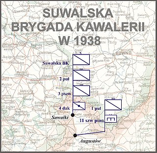 Suwalska Cavalry Brigade