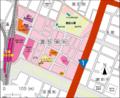 Suwasakae-machi map 2012.png