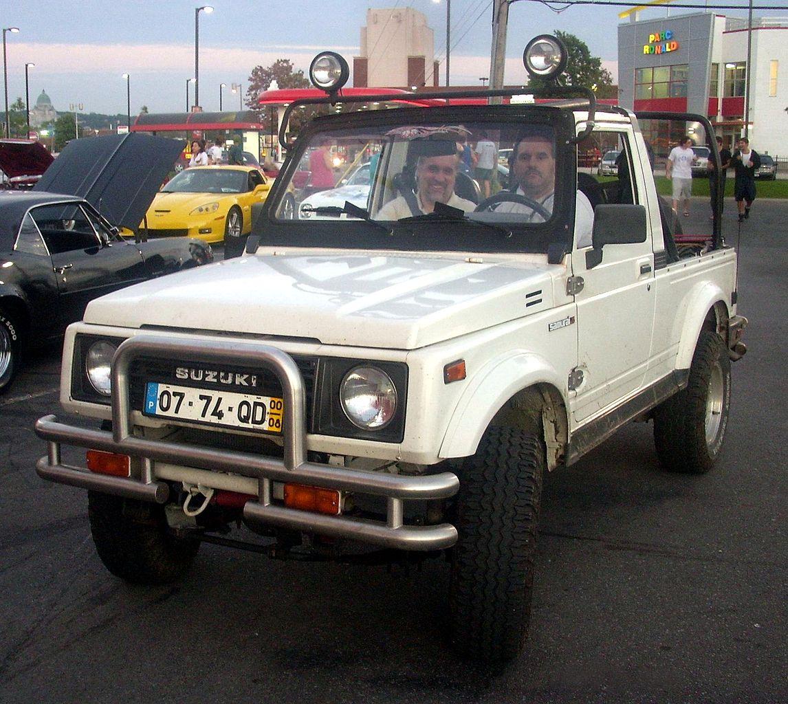 Suzuki Sj Lwb