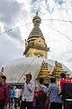 Swayambhunath Stupa -Kathmandu Nepal-0302.jpg