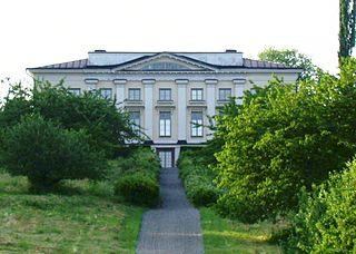 Ulvåsa mansion in Motala Municipality, Sweden