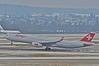HB-JHB - A333 - Swiss