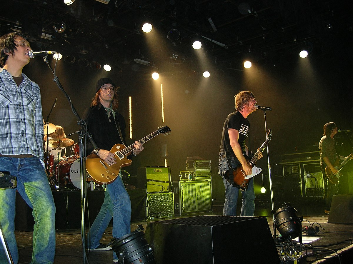 Switchfoot Discography Wikipedia
