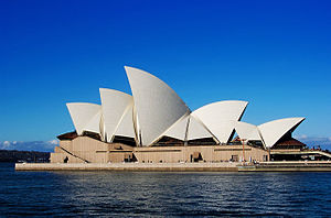 Lend Lease Group - Lendlease were the principal contractor for the construction of the Sydney Opera House, built in the 1960s and 70s.
