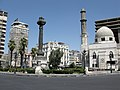 Syria, Damascus, Town square in Damascus.jpg