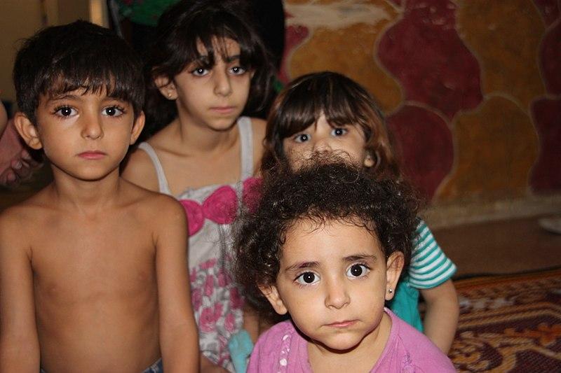File:Syriske flyktninger (8184617191).jpg
