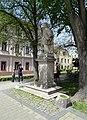 Třeboň, Dukelská, socha sv. Jana Nepomuckého u Hradební ulice.jpg