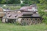 "T-34 85 Medium Tank '82' ""ВПЕРЕД НА БЕРЛИН!"" – IWM Duxford (44521556975).jpg"