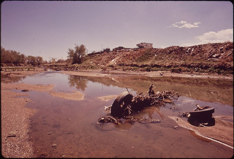 File:THE POLLUTED SOUTH PLATTE RIVER - NARA - 544810.jpg