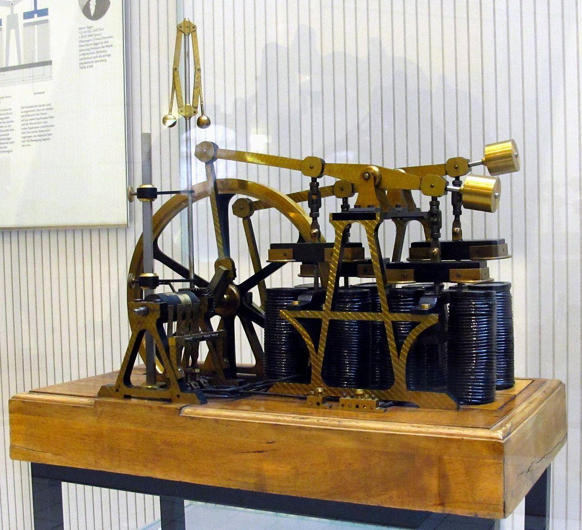 Reciprocating electric motor wikipedia Micheal motors