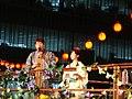 TV Asahi announcers at Roppongi Hills Bonodori.jpg