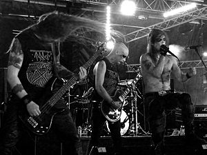 Taake - Taake at Hellfest 2009