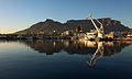 Table Mountain and Devil's Peak from Waterfront.jpg