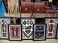 Tableaux des croix au musée national du Niger.jpg