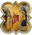 Taddeo gaddi, formelle dell'armadio della sacrestia di santa croce, 02 adorazione dei magi.jpg