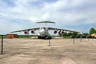 Beriev A-60 - Beriev A-60 1A2 flying laboratory