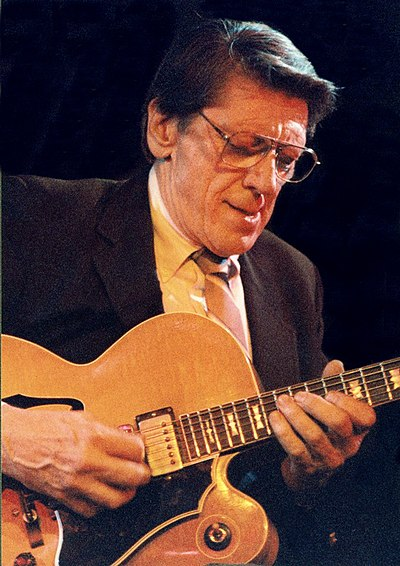 Picture of a band or musician: Tal Farlow