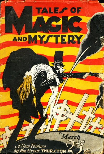Tales of Magic and Mystery March 1928