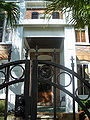 Tampa Johnson-Wolff House door02.jpg