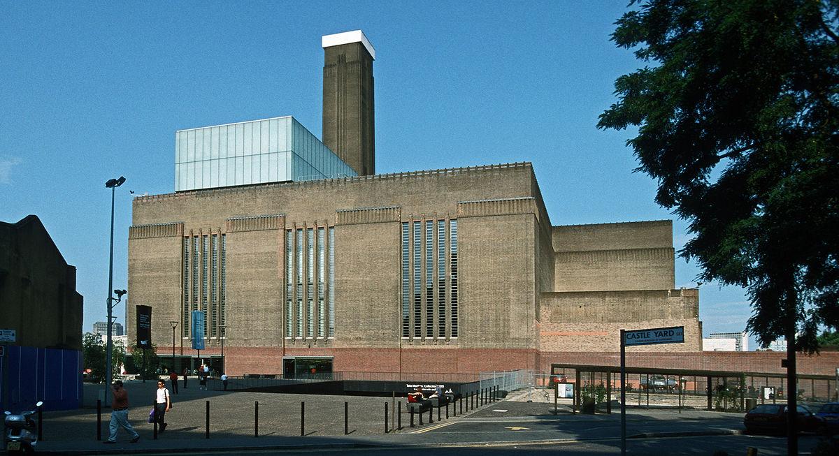 Tate Modern Wikipedia Wolna Encyklopedia