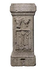 Taurobolic altar
