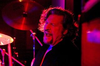 Ted McKenna Scottish drummer