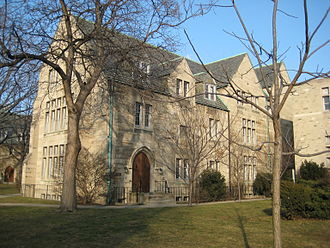 University of St. Michael's College - Teefy Hall, built in 1935
