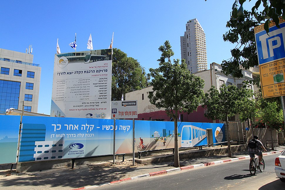 Tel Aviv Light rail