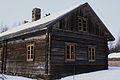 Telkkämäen päärakennus talvella, Telkkämäki Farm in winter.JPG