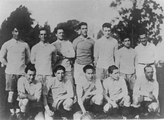Club Atlético Temperley - The squad that finished 2nd in 1924.