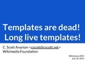 Templates are dead! Long live templates!.pdf