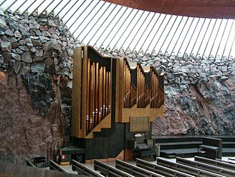 Temppeliaukio Church - Image: Temppeliaukio Church 2