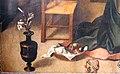 Teodoro d'errico, annunciazione (s.m. assunta di montorio nei frentani) 07 vaso, cucito.JPG