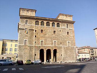Palazzo Spada (Terni) - Image: Terni Palazzo Spada