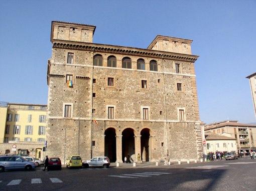 Terni - Palazzo Spada